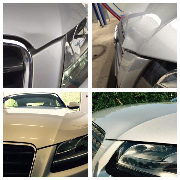 Audi A5 Cabrio Smart Repair Solingen
