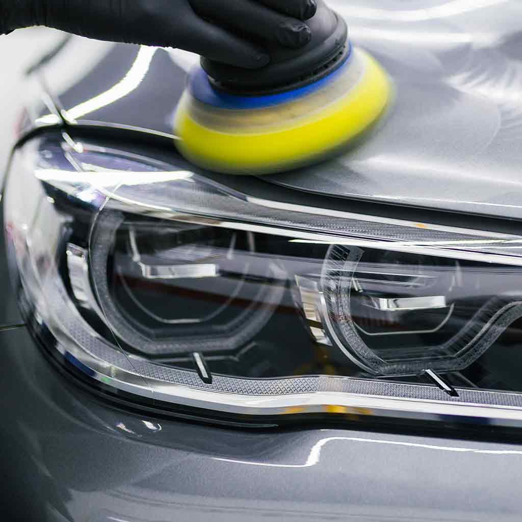 Scheinwerfer-Aufbereitung Express Smart Repair Solingen
