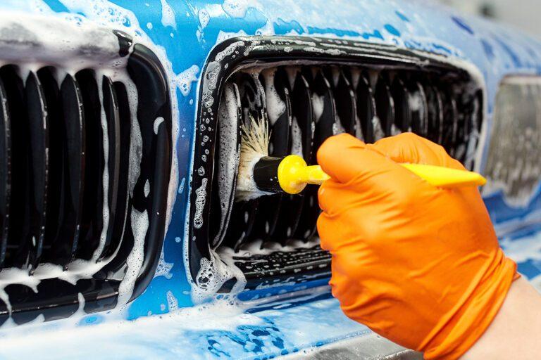 Autoaufbereitung - Detailing - Handwäsche
