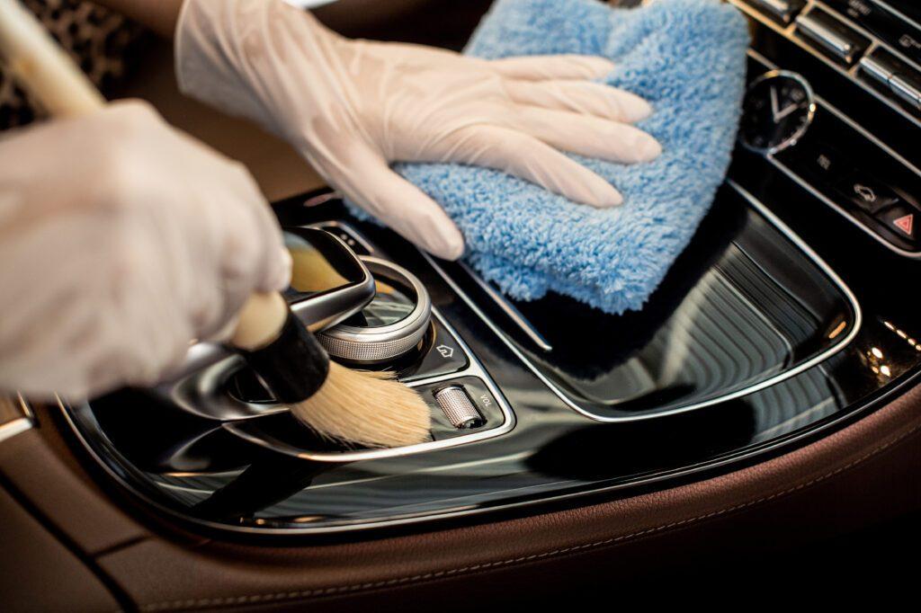 Autoaufbereitung - Detailing - Aufbereitung des Innenraums
