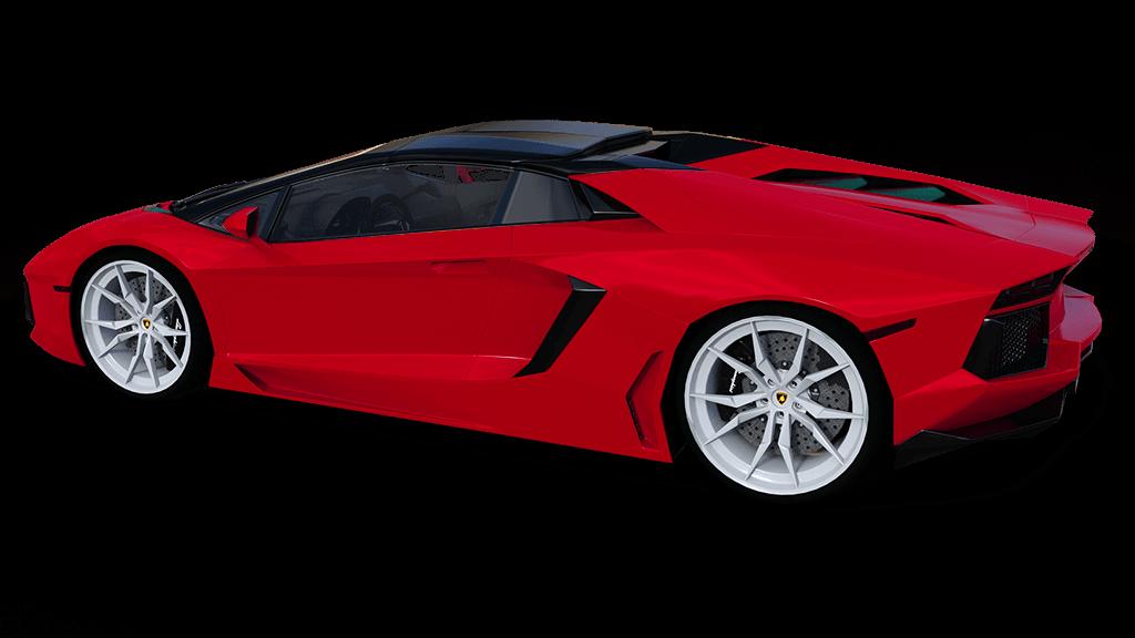 Keramikversiegelung Lamborghini